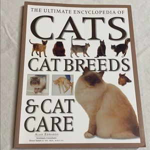 Cat Breeds and Cat Care Book